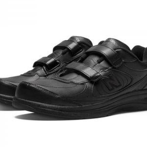 New Balance MW575 BV2 Velcro Leather Walking Shoe